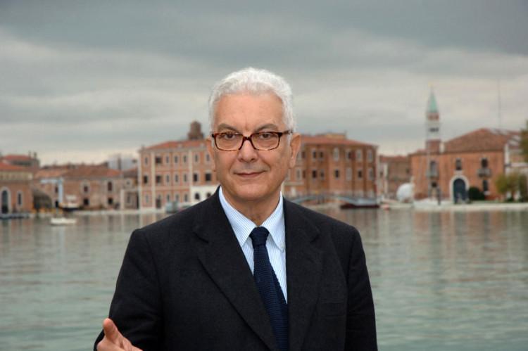 Paolo Baratta Presidente della Biennale di Venezia President of la Biennale di Venezia Photo: Giorgio Zucchiatti Courtesy: la Biennale di Venezia