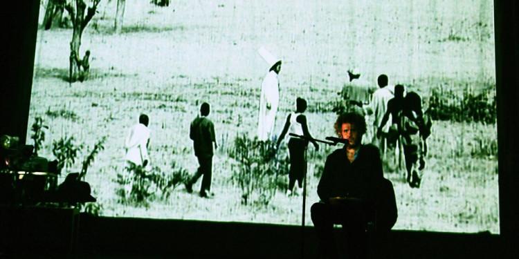Via Intolleranza II, Aufführung am 15. Mai 2010 beim Kunstenfestivaldesarts in Brüssel, Foto: (c) Aino Laberenz