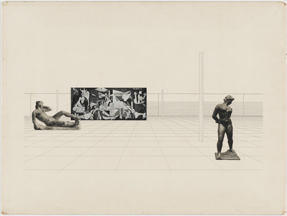 moma exhibition examines the work of american architects