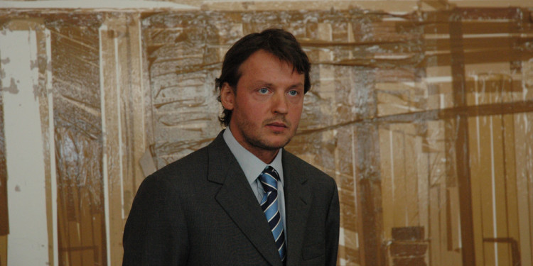 Sergey Gordeev, autore del progetto