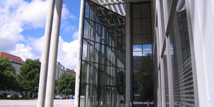 Pinakothek der Moderne, Munich