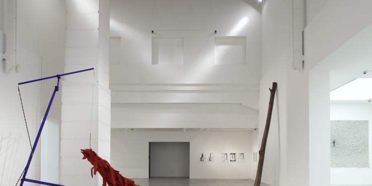 Arte povera 1968 MAMbo – Museo d'Arte Moderna di Bologna veduta della mostra / exhibition view