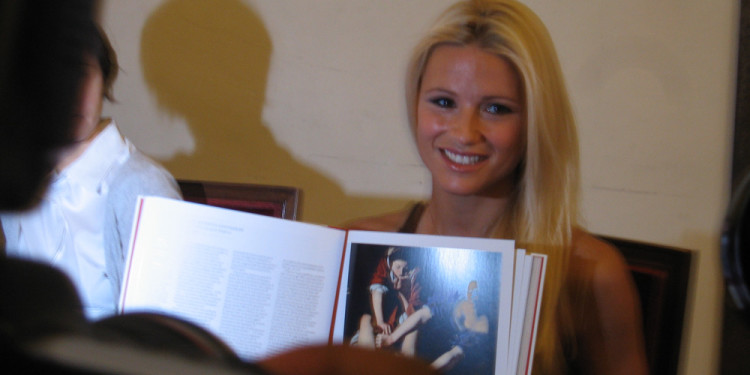 Michelle Hunziker, presidente di Fondazione Doppia Difesa