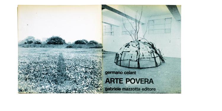 Germano Celant, Arte Povera, Milano, Mazzotta Eitore, 1969.