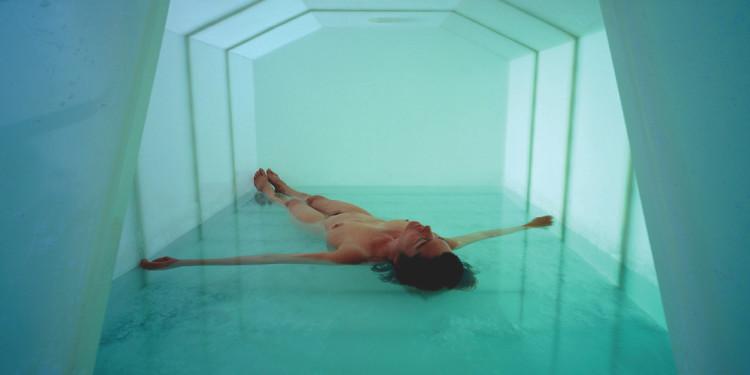 "Psycho Tank, 1999. Installation view, ""Une Exposition a Marseille,"" Musee d'Art Contemporain, Marseille, France, 2004. Courtesy the artist. Photo: Attilio Maranzano"