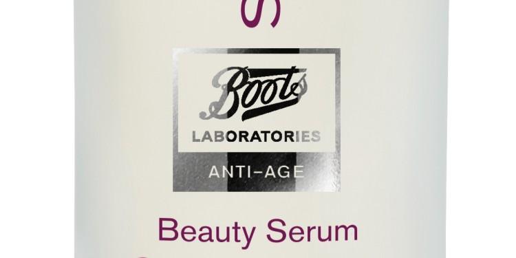 Boots Laboratories Serum7, Siero di Bellezza emblema del patrimonio scientifico di Boots.