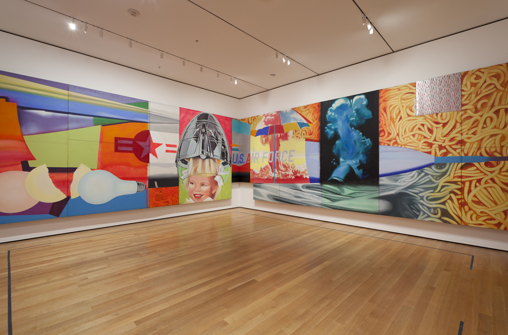 James Rosenquist F 111 Moma 1f Mediaproject