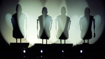 Image courtesy of Sprueth Magers, Berlin and London. © Kraftwerk