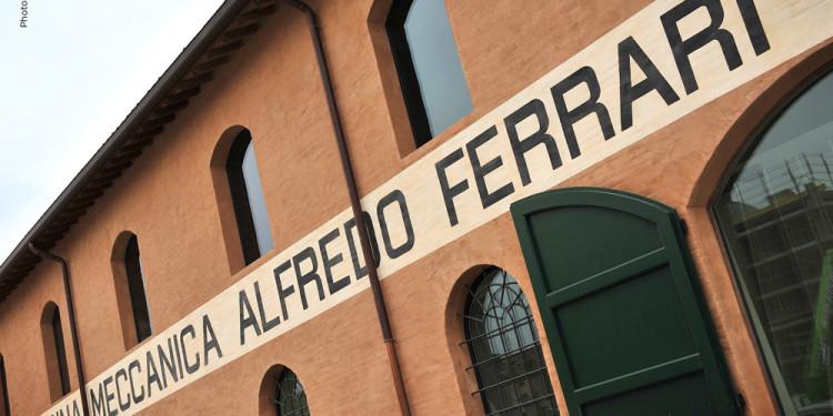 Museo Casa Enzo Ferrari - Modena - Marzo 2012
