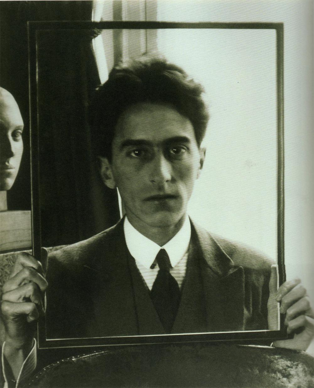 Man Ray Jean Cocteau 1922 169 Rheinisches Bildarchiv