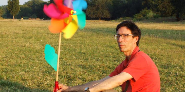 Luigi Parravicini, photo by Vinicio Measci