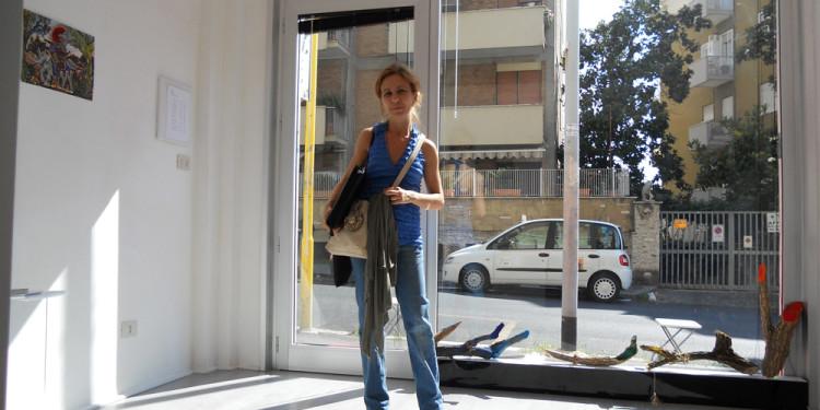 Elisabetta Frantellizzi - restauratrice