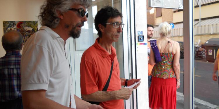 Carlo Leoni e Luigi Parravicini