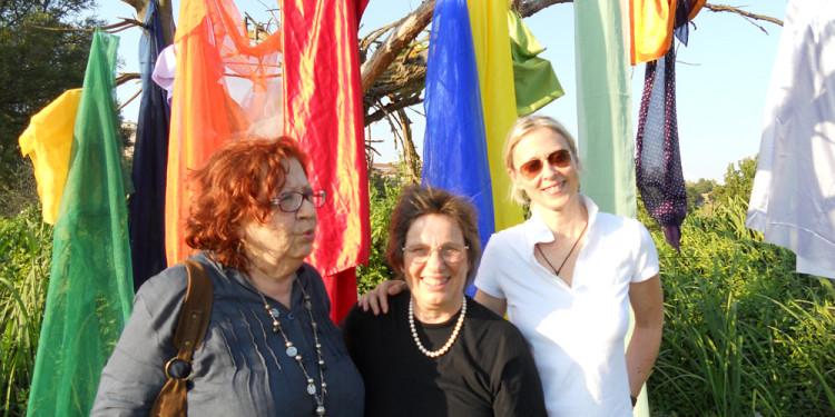 Giovanna Sarno, Simona Sarti, Maria Rita Bertuccelli