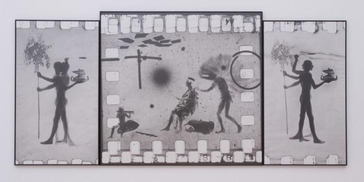 GÉMES Péter: Triptichon / Triptych, 1987-1990 © József ROSTA / Ludwig Museum - Museum of Contemporary Art, Archives