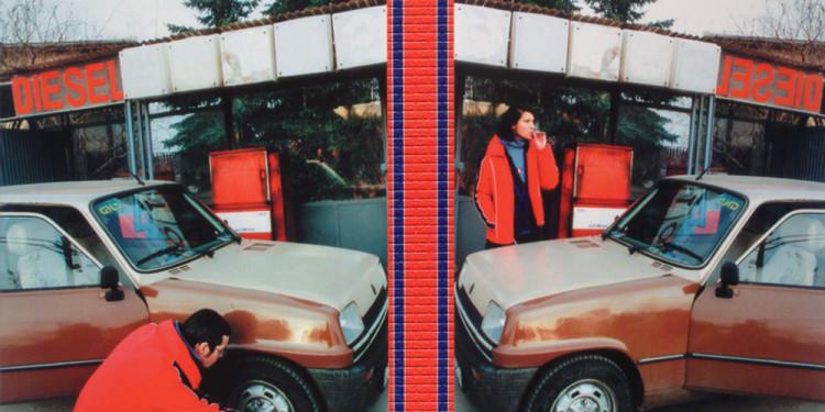 NÉMETH Hajnal - BEÖTHY Balázs: Néhol Hajnal, Bárhol Balázs / Near Hajnal, Beside Balázs I-IV, 1997-99 © József ROSTA / Ludwig Museum - Museum of Contemporary Art, Archives