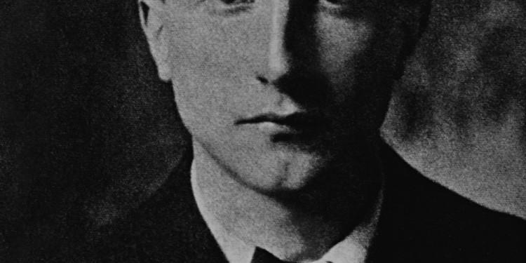 MARCEL DUCHAMP - LE MYSTÈRE DE MUNICH Heinrich Hoffmann, Marcel Duchamp, photograph, Munich 1912 © Rudolf Herz archive