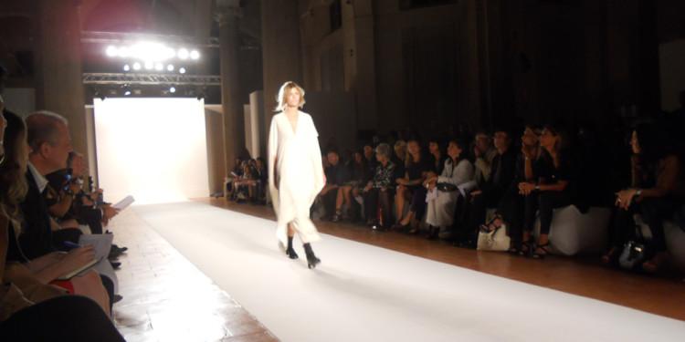 UMA-WANG - collezione S/S 2013 - Rotonda della Besana, Milan