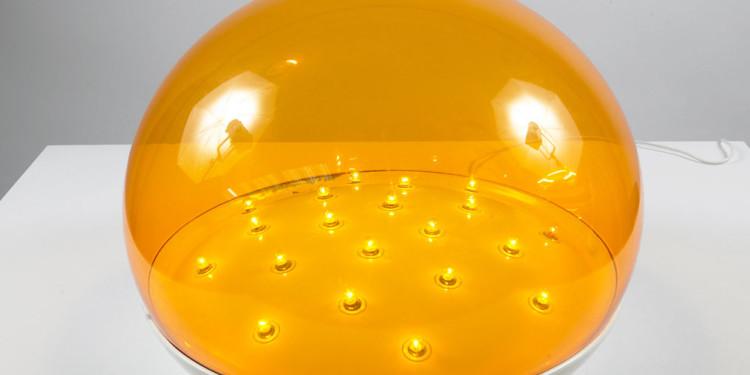"Mod 604 - 1969 - ""The Complete Designer's Lights (1950-1990)"" Editor JRP Ringier © Fabrice GOUSSET et Bruno ROUSSEAUD - Courtesy Galerie Kreo"