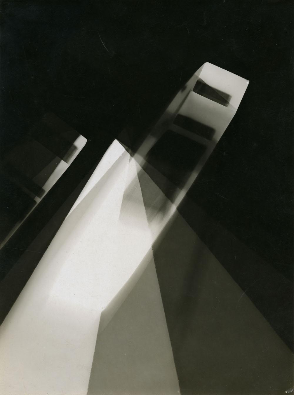 Licht Bilder: Fritz Winter And Abstract Photography László Moholy Nagy,  Untitled (