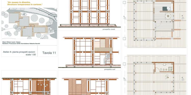 "3_"" Atelier "" Tesi di Laurea in Architettura U.E., Chiara Casco."