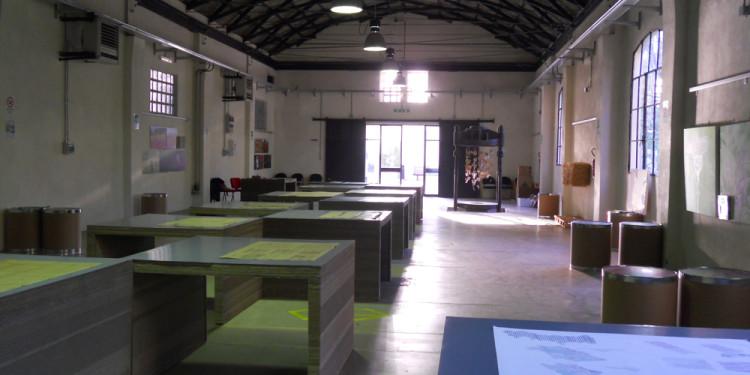 Sala Nagasawa - Interior view