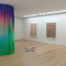 """View of the exhibition Lionel Estève """"To the Rain"""", Galerie Perrotin, Hong Kong."""