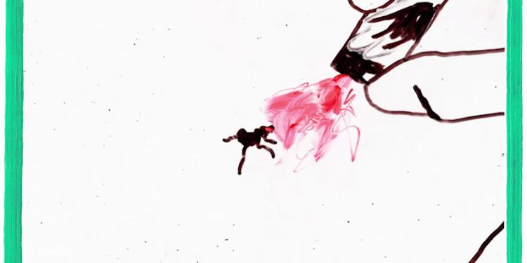 Federica Cogo, Untitled #1, 2012, Video Animazione, 2' 38''