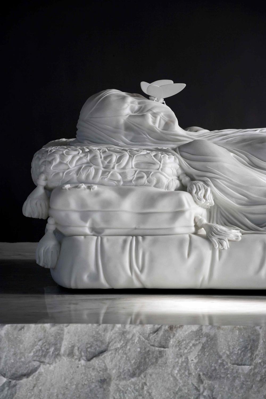 Jan Fabre Gisants Galerie Templon Paris 1f