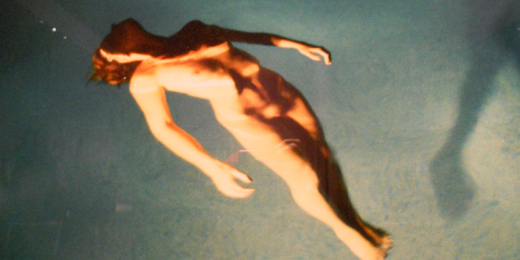 Untitled, Senza titolo, Saint Tropez 1975, Helmut Newton, Palazzo delle Esposizioni, Roma 2013