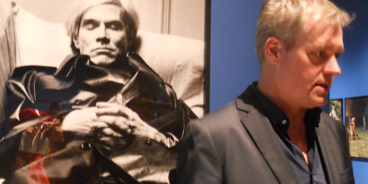 Curatore: Dr. Mathias Harder / Andy Warhol, Parigi 1974, Helmut Newton, Palazzo delle Esposizioni, Roma 2013
