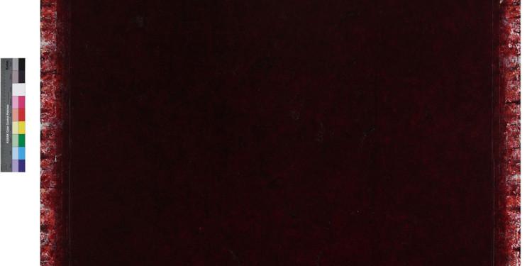 garance foncé 1 - 2009 - cm 150 x 150 - olio su tela - courtesy galleria Il Segno - Roma