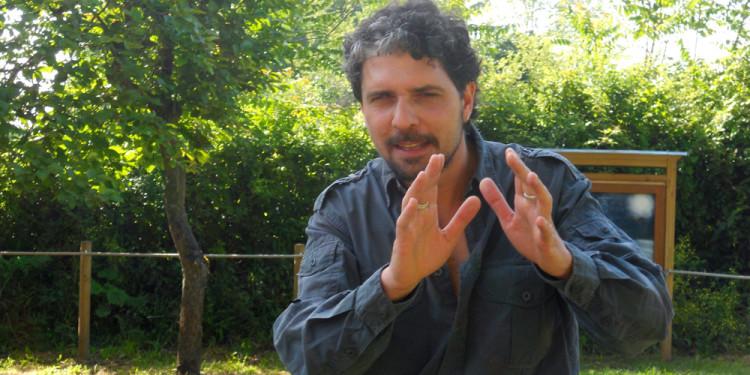 Maurizio SInibaldi - Poetica D'Annunzio e D'Artisti (Goethe, Piranesi, Stendhal) su La Caffarella - June 2nd, 2013