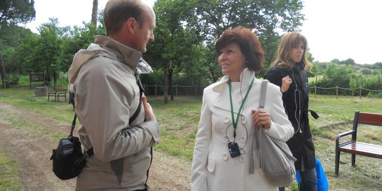Prof. ssa Vittoria Biasi - Architetto Konstantin M. Brandenburg - 25.5.2013