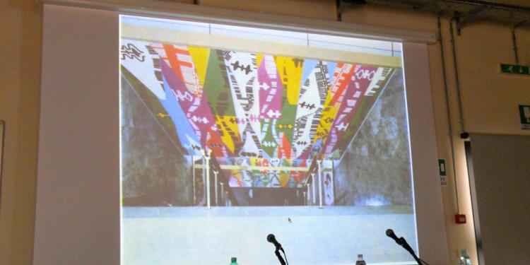 presentazione di Roberto Zibetti presso Ente Regionale Appia Antica - 18.5.2013