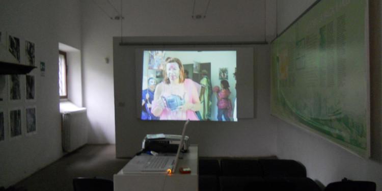 proiezioni video Puki by Reynolds al Casale Ex Mulino - 23 maggio 2013