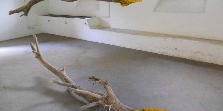scultura di Jil Rock al Casale ex Mulino - 25.5.2013