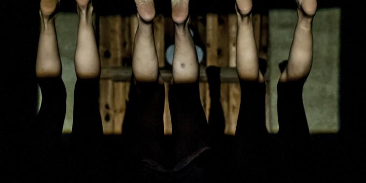 Die Schlafenden, regia di Fabrizio Crisafulli, 2013 (foto Lidia Crisafulli)