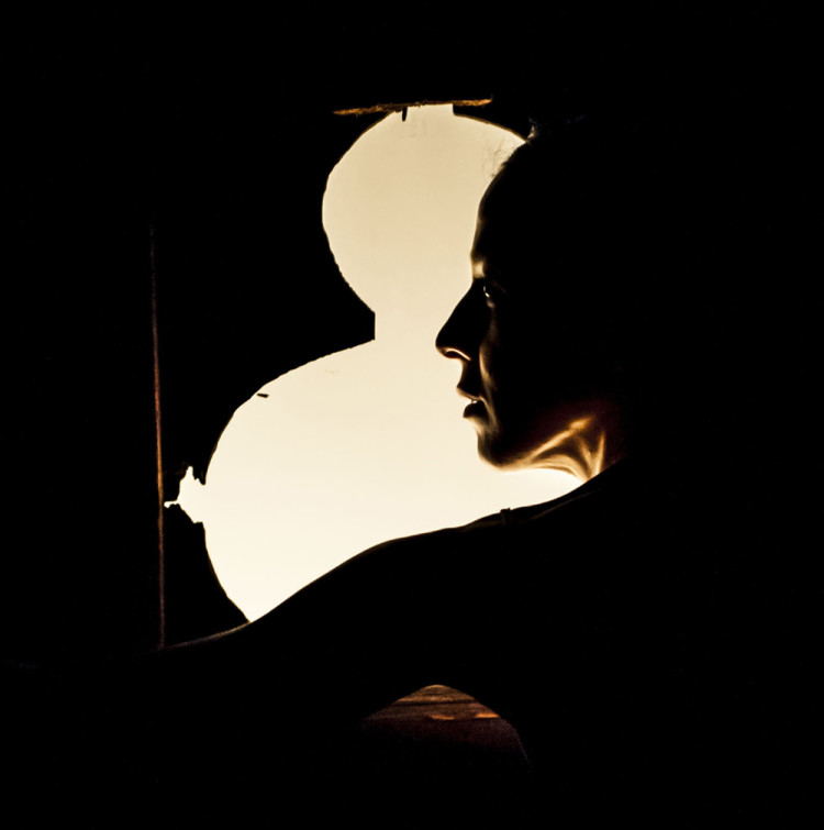Lucrezia Valeria Scardigno in Die Schlafenden, regia di Fabrizio Crisafulli, 2013 (foto Lidia Crisafulli)