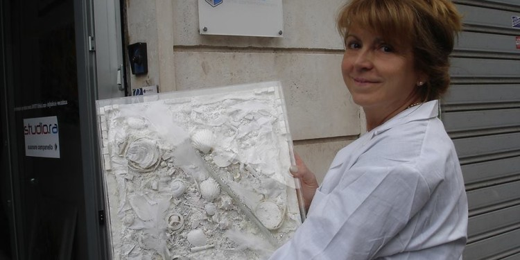 Raffaella-Losapio_whiteout - from studio.ra in Rome